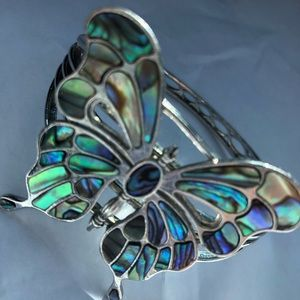 Gorgeous butterfly cuff
